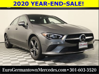 Used 2020 Mercedes-Benz CLA 250 4MATIC - 566826461