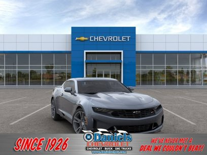 New 2020 Chevrolet Camaro Coupe w/ RS Package - 547893260