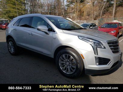 Used 2017 Cadillac XT5 AWD Luxury - 543266943