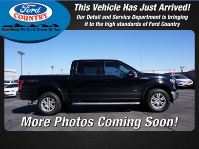 Used 2017 Ford F150 Lariat - 545546320