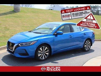 New 2020 Nissan Sentra SV w/ SV Premium Package - 548057962