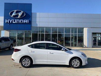 New 2020 Hyundai Elantra SE Sedan - 533544071