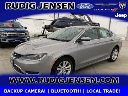Used 2015 Chrysler 200 Limited - 537358308
