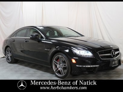 Used 2014 Mercedes-Benz CLS 63 AMG S-Model 4MATIC - 569014704