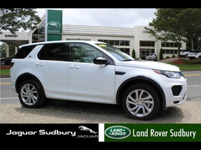 New 2019 Land Rover Discovery Sport HSE Luxury Dynamic - 503719629