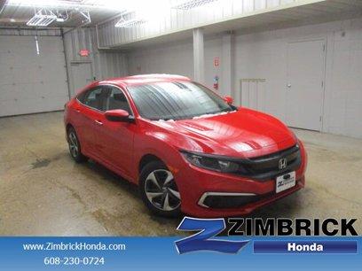 New 2020 Honda Civic LX Sedan - 564197210