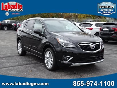 New 2020 Buick Envision AWD Premium - 531761898