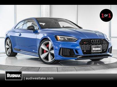 New 2019 Audi RS 5 - 517894236