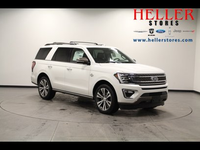 New 2020 Ford Expedition 4WD King Ranch - 544603045