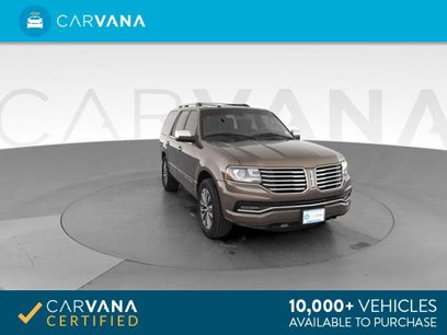 Used 2015 Lincoln Navigator 4WD - 545101081