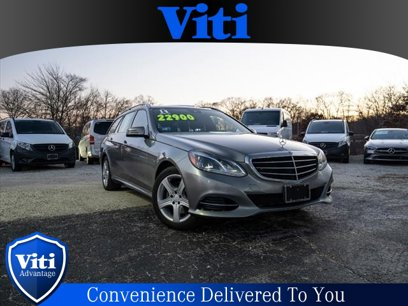 Used 2014 Mercedes-Benz E 350 4MATIC Wagon - 540002773