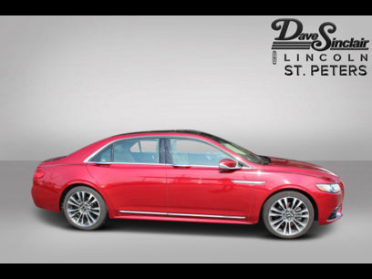 Used 2017 Lincoln Continental AWD Reserve - 526473857