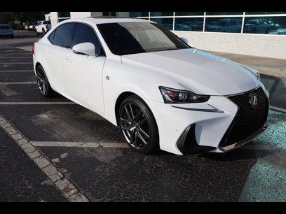Used 2020 Lexus IS 350 F Sport - 603478388