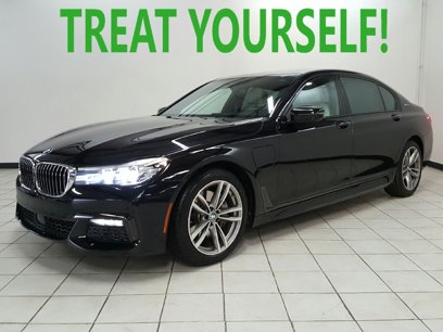 Used 2018 BMW 740e xDrive - 587407416
