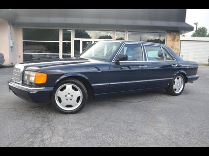 Used 1991 Mercedes-Benz 560 SEL - 558884948