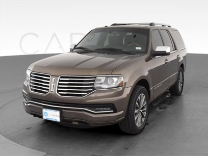 Used 2015 Lincoln Navigator 4WD - 545243044