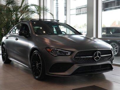 New 2020 Mercedes-Benz CLA 250 4MATIC - 545636362