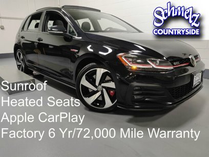 Used 2018 Volkswagen GTI 4-Door - 527529216