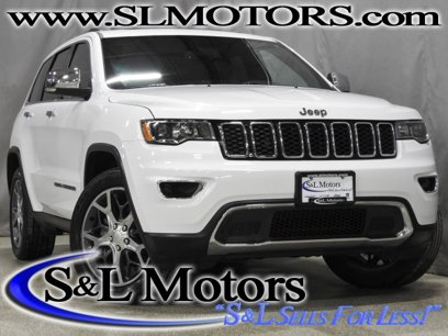 Used 2019 Jeep Grand Cherokee Limited - 544796206