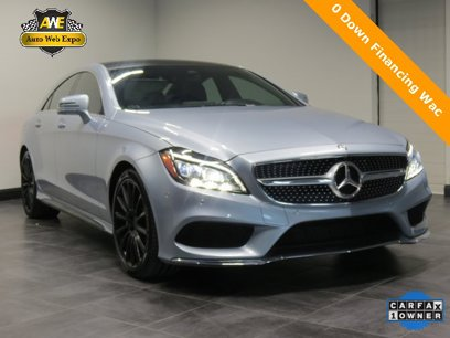 Used 2016 Mercedes-Benz CLS 550 - 541150106