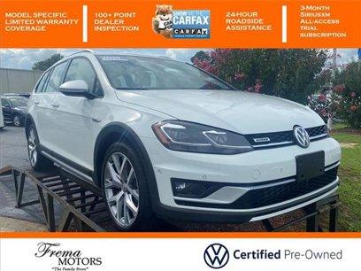 Certified 2019 Volkswagen Golf Alltrack - 562001390