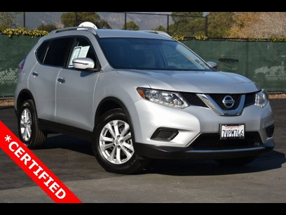 Certified 2016 Nissan Rogue SV - 542908387