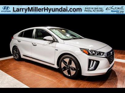 New 2020 Hyundai Ioniq Hybrid Limited - 545171046
