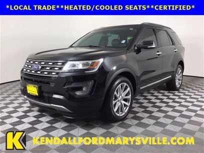 Certified 2017 Ford Explorer 4WD Limited - 563295671