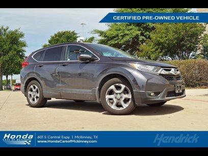 Certified 2017 Honda CR-V AWD EX - 568813044