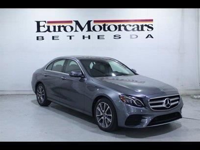 New 2020 Mercedes-Benz E 450 4MATIC Sedan - 540676704