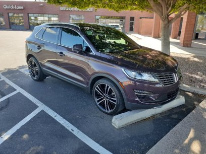 Certified 2017 Lincoln MKC AWD Black Label - 547884464