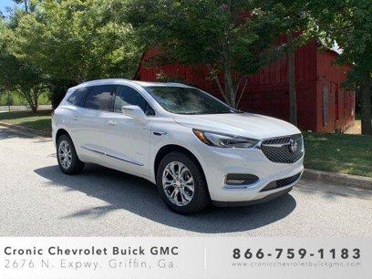 New 2020 Buick Enclave FWD Avenir - 525558558