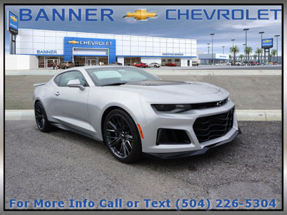 New 2019 Chevrolet Camaro ZL1 Coupe - 509530435