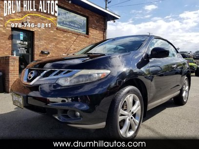 Used 2011 Nissan Murano CrossCabriolet - 584355503