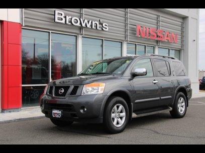 Used 2012 Nissan Armada SV - 542974538