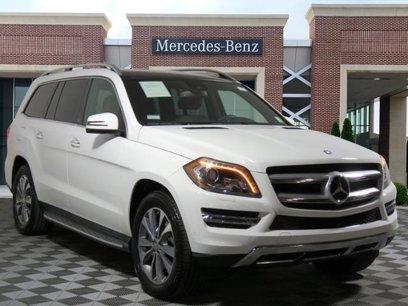 Certified 2015 Mercedes-Benz GL 450 4MATIC - 543638946