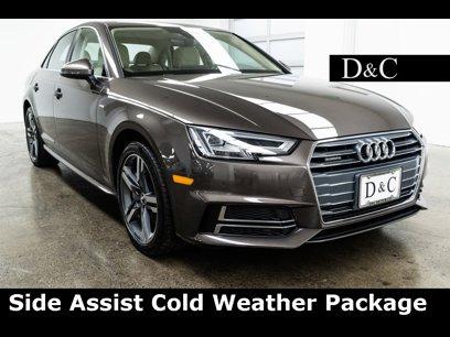 Used 2017 Audi A4 2.0T Premium Plus quattro Sdn - 536367580