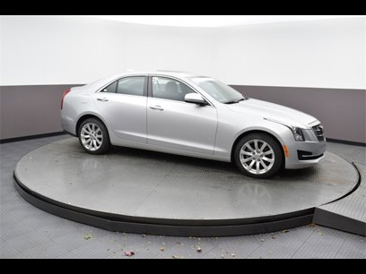 Certified 2017 Cadillac ATS 2.0T AWD Sedan - 532490069