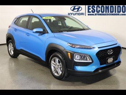 Certified 2019 Hyundai Kona FWD SE - 533090836