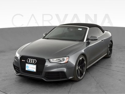 Used 2014 Audi RS 5 Cabriolet - 547267692