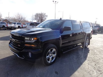 Used 2017 Chevrolet Silverado 1500 LT - 540794412
