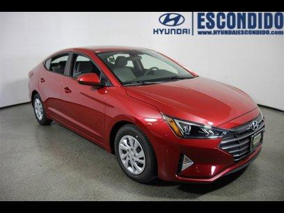 New 2020 Hyundai Elantra SE Sedan - 522377712