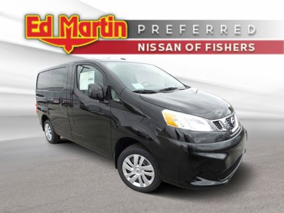 New 2019 Nissan NV200 SV - 528923686