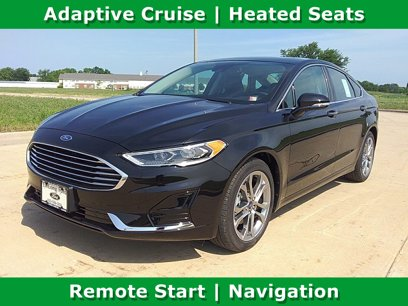 New 2019 Ford Fusion SEL - 522491232