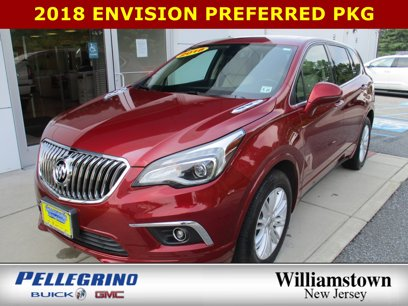 Certified 2018 Buick Envision Preferred - 595392195