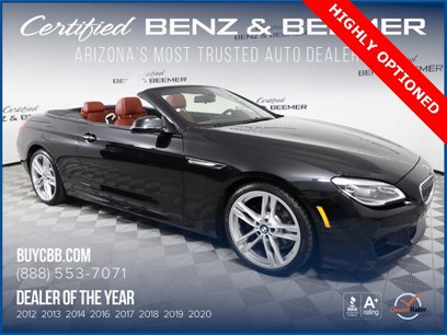 Used 2017 BMW 640i Convertible - 539882982