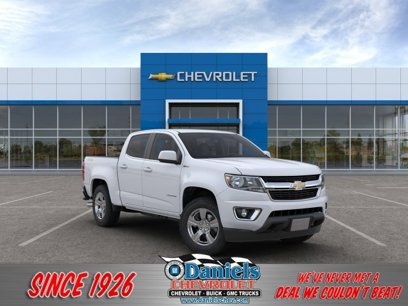 New 2020 Chevrolet Colorado 4x4 Crew Cab LT - 535623602
