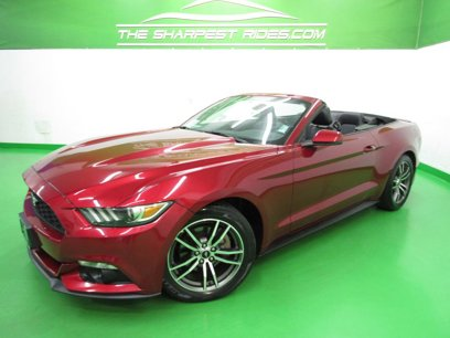 Used 2016 Ford Mustang Convertible - 521833945