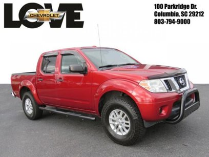 Used 2015 Nissan Frontier SV - 568661703