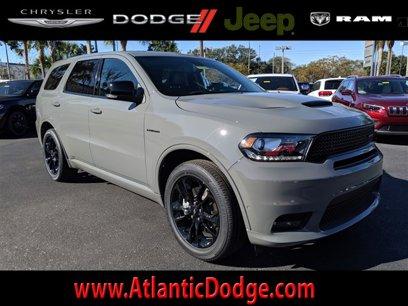 New 2020 Dodge Durango 2WD R/T - 536908965